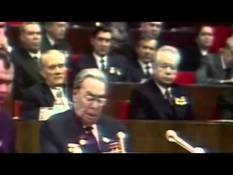 Брежнев просит спирта
