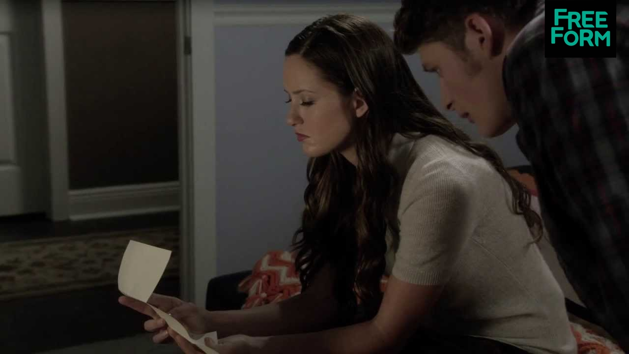 Download Ravenswood - Episode 2, Clip: Luke and Olivia's Discovery | Freeform