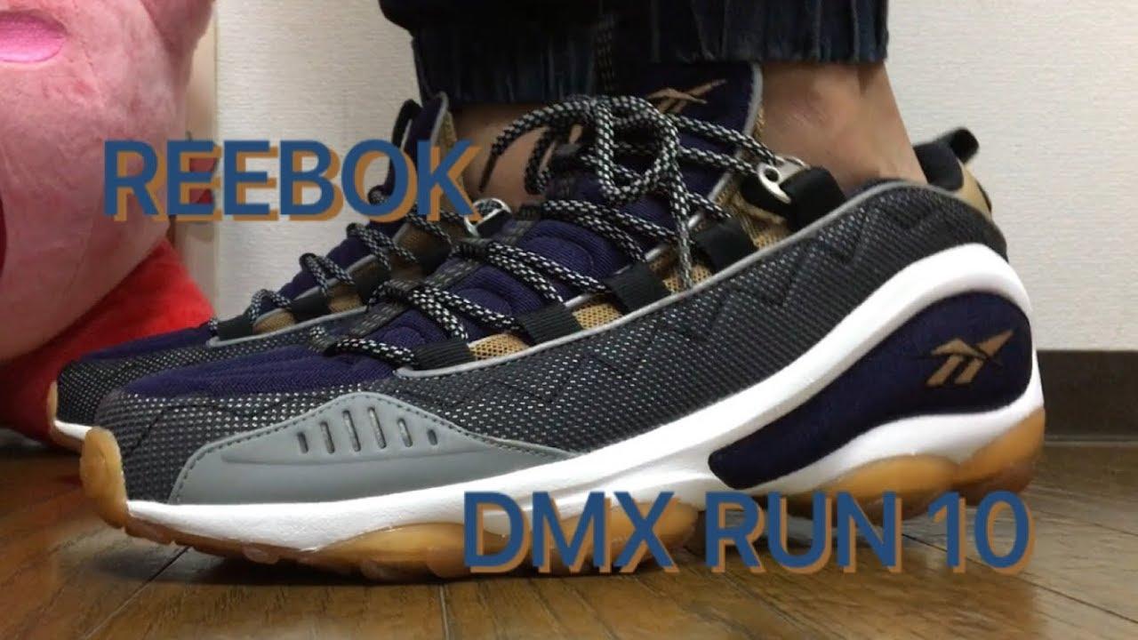 REEBOK DMX RUN 10 review   on feet!! - YouTube b42b14116