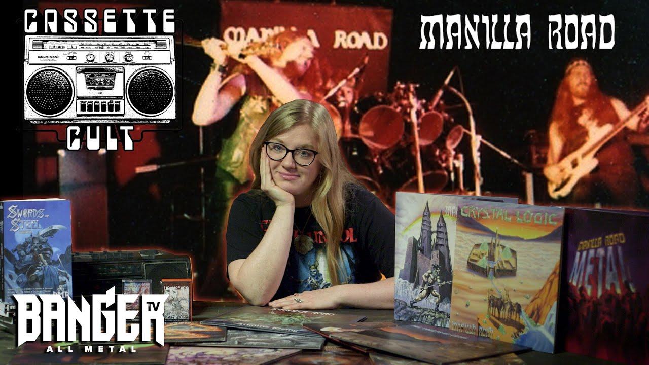 Cassette Cult Tape Reviews: Manilla Road | BangerTV