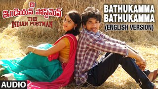 Bathukamma Bathukamma (English) Full Song || The Indian Postman || Ajay Kumar, Veda, Priyanka