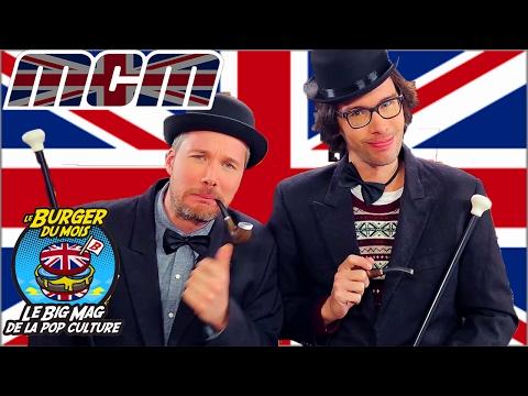 Le Burger du Mois #6 : L' Emission intégrale, Spécial UK - Brit Awards   Avec Nico Prat et Joe Hume