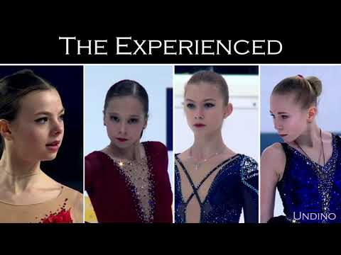 Russian Jr. Figure Skating Warriors | Российские юниорки наступают