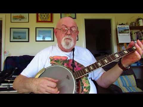 5 string Banjo: Arkansas Traveler (Including lyrics and chords)