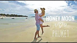 Свадебное путешествие в Таиланд на о.Пхукет. GoPro Hero5.