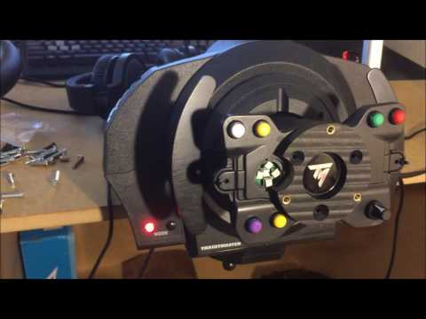 How to Install an Aftermarket Wheel on Thrustmaster TX Base