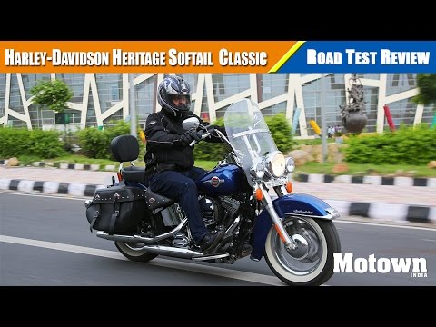 Harley-Davidson Heritage Softail Classic | Road Test Review