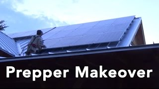 Prepper Makeover Power System Part 1