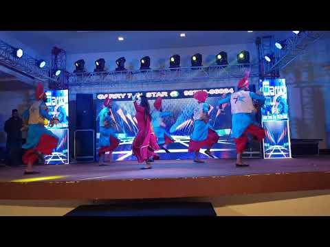 ਧਮਾਕੇ ਦਾਰ PERFORMANCE ਨਾਲ ਆਈ ਮੋਡਲ Madam Sonam G / Garry 7 Star Events / 9872096064