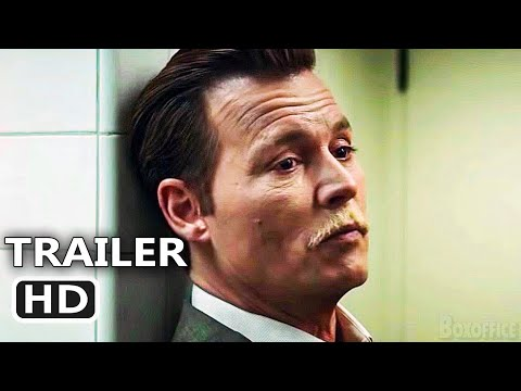 CITY OF LIES Official Trailer (NEW 2021) Johnny Depp, Forest Whitaker