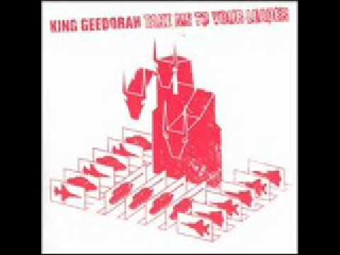 King Geedorah - Monster Zero