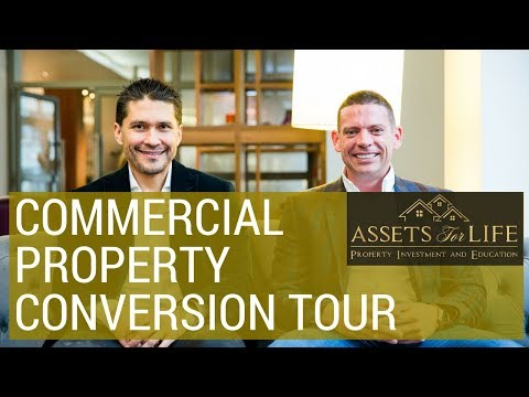 Commercial Property Conversion Tour Inside Colchester Development | Liam Ryan Assets For Life