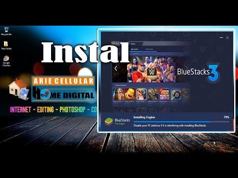 Cara Instal BlueStacks 3 Terbaru