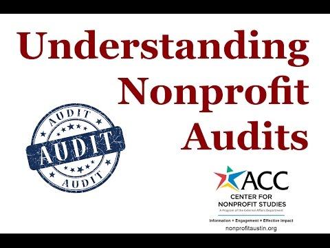 Understanding Nonprofit Audits