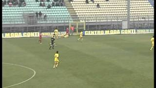 FROSINONE - FC SUEDTIROL 1-2