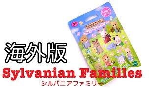 シルバニアファミリー 人形 赤ちゃん音楽会シリーズ BOX https://amzn.t...
