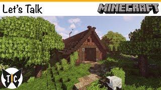 [Let's Talk Minecraft] #005 - Renovierung des Hövelhofes und nahe Zukunft