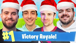 The BOYS are Back on Fortnite...
