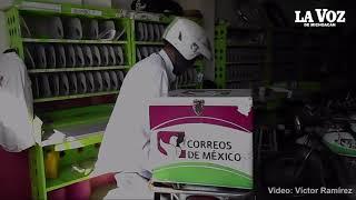 Día del cartero Correos de México