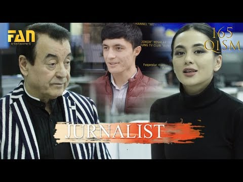 Журналист Сериали 165 - қисм L Jurnalist Seriali 165 - Qism