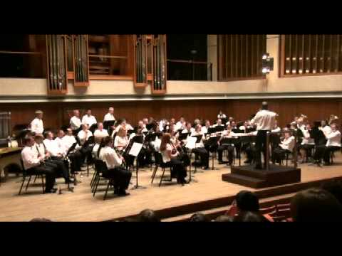 UT Summer Band 2011 -3