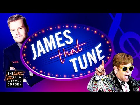 James That Tune w/ Elton John
