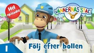 Vännernas Stad - HEL episode 01