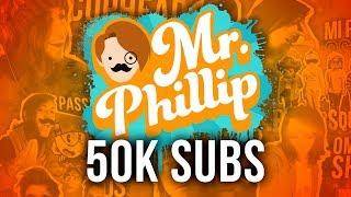 ESPECIAL 50.000 SUBS - MOMENTOS RANDOM - MR. PHILLIP