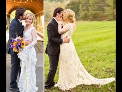 kelly clarkson shares wedding video worldnewscom