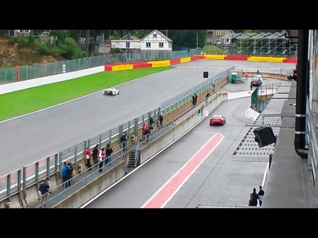 Ferrari Corse Clienti Spa francorchamps 2015