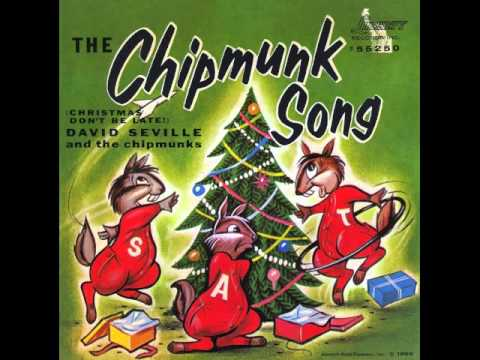 Alvin and the Chipmunks - The Chipmunk Song (Christmas Don't Be Late) billboard nr 1 (dec 22 1958)