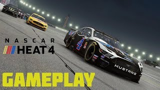 NASCAR Heat 4 Gameplay + New Features