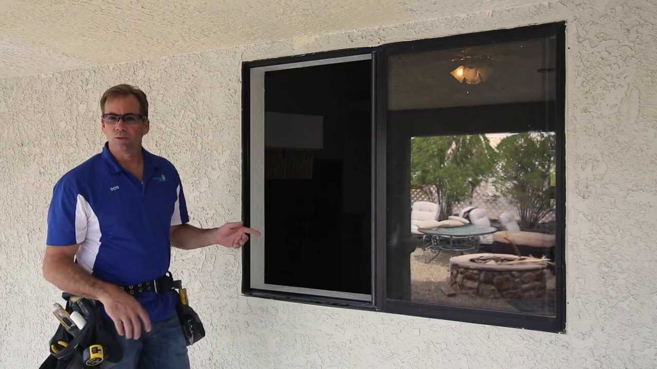 Window Replacement Stucco Youtube