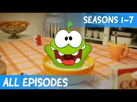 Om Nom Stories: ALL EPISODES (Seasons 1-7)
