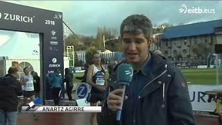Zurich Maratón Donostia/San Sebastián - Emisión EITB