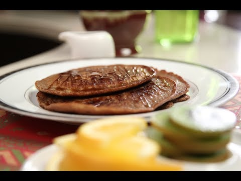 Pancake recipe with eggs sanjeev kapoor