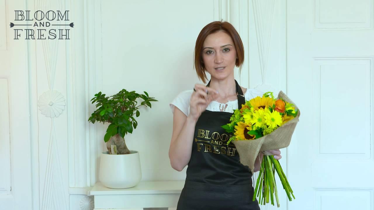 Sunshine Bloom And Fresh Youtube