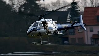 AS-350 Ecureuil Vario Giant RC Helicopter Eurocopter Francis Paduwat Rotor Live 2015 *1080p50fpsHD*