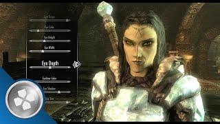 Skyrim (Dawnguard): Como Mudar a Aparência do Personagem!