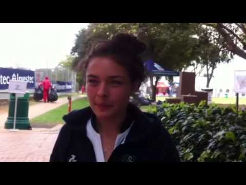 A chat with Jessie Schultz captain of Roedean School (SA)