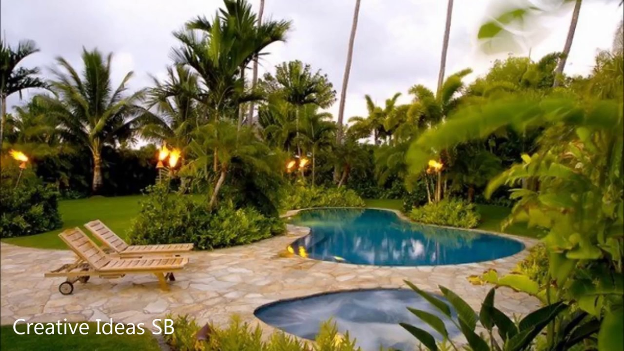 50 Modern Garden Design Ideas 2016 Small and big garden decoration
