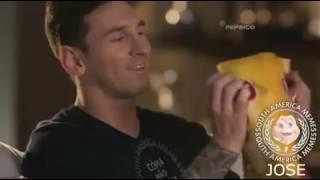 Messi com autismo