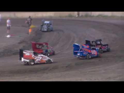 Nodak Speedway Kids Races (Motor Magic Night #1) (9/2/17)