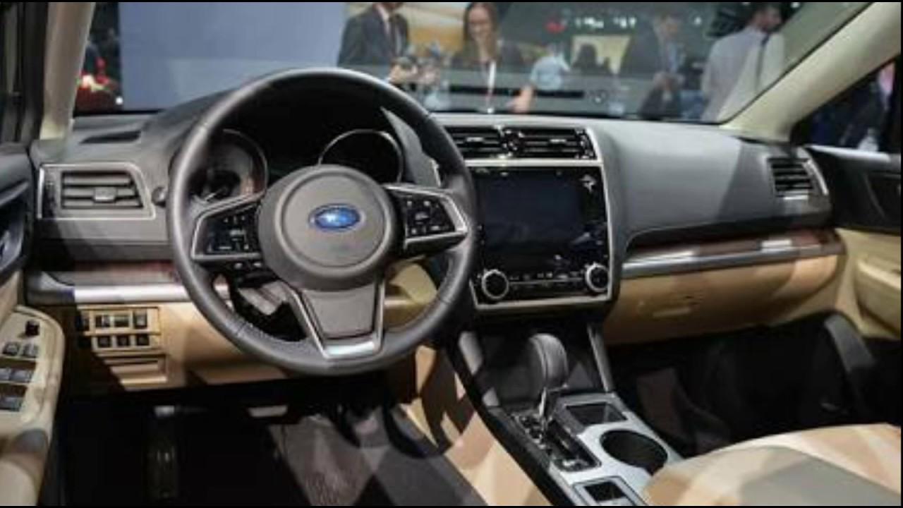2018 Subaru Outback Interior Exterior