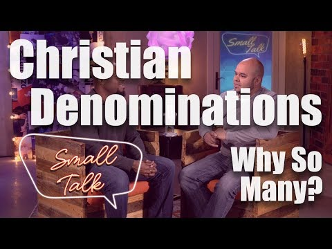 Why So Many Christian Denominations? | A look into the reformation