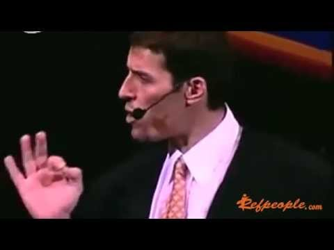 The difference between a Winner and a Loser - Tony Robbins
