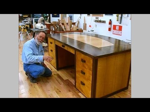 Luxury Notebook Computer Desk Woodworking Plan - WoodWorking Projects U0026 Plans