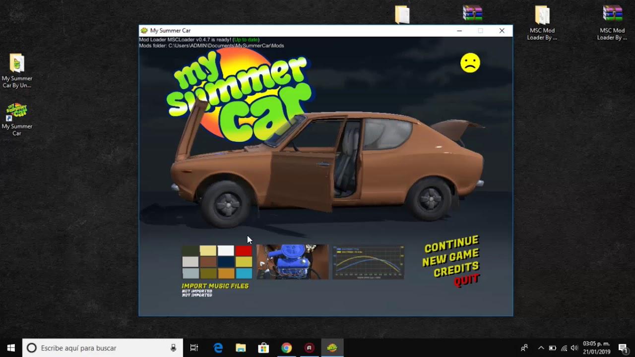 Como Instalar Mods En My Summer Car 2019