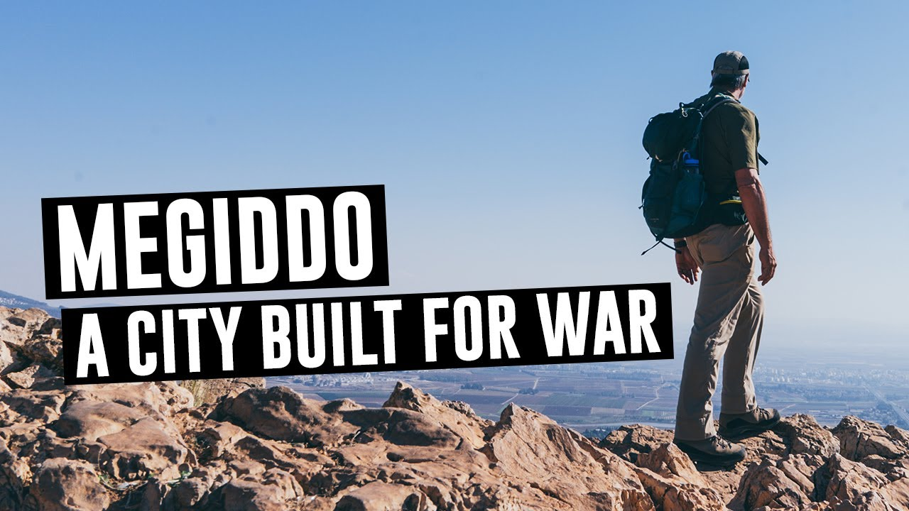 The Important Role of Megiddo in the End Times | Episode 8 - Season 1 | The Holy Land