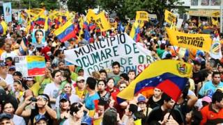 Esta Aclarando La Mañana En Venezuela - Hay Un Camino